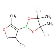 3,5-dimethyl-4-(tetramethyl-1,3,2-dioxaborolan-2-yl)-1,2-oxazole