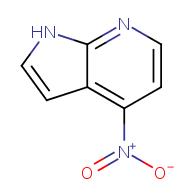 4-nitro-1H-pyrrolo[2,3-b]pyridine