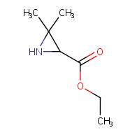 ethyl 3,3-dimethylaziridine-2-carboxylate