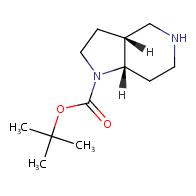 (3aR,7aS)-rel-tert-Butyl octahydro-1H-pyrrolo[3,2-c]pyridine-1-carboxylate