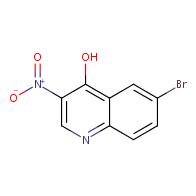 6-bromo-3-nitroquinolin-4-ol