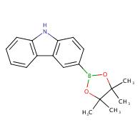 3-(4,4,5,5-Tetramethyl-1,3,2-dioxaborolan-2-yl)-9H-carbazole