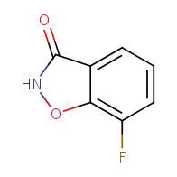 7-fluorobenzo[d]isoxazol-3(2H)-one