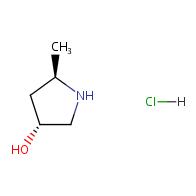 (2R,4R)-4-Hydroxy-2-methylpyrrolidine Hydrochloride