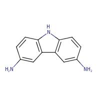9H-Carbazole-3,6-diamine