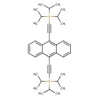 9,10-Bis((triisopropylsilyl)ethynyl)anthracene