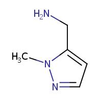 (1-methyl-1H-pyrazol-5-yl)methanamine