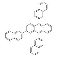 2,9,10-tri(naphthalen-2-yl)anthracene
