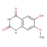 6-hydroxy-7-methoxy-2,4(1H,3H)-quinazolindione