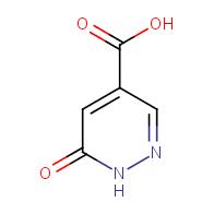 6-Oxo-1,6-dihydropyridazine-4-carboxylic acid