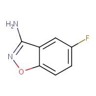 3-Amino-5-fluorobenzo[d]isoxazole