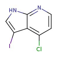 4-chloro-3-iodo-1H-pyrrolo[2,3-b]pyridine