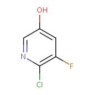 6-chloro-5-fluoropyridin-3-ol