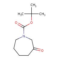 tert-Butyl 3-oxoazepane-1-carboxylate