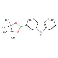 2-(4,4,5,5-tetramethyl-1,3,2-dioxaborolan-2-yl)-4a,9a-dihydro-9H-carbazole