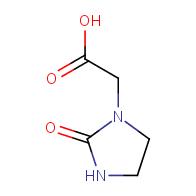 2-(2-oxoimidazolidin-1-yl)acetic acid
