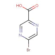 5-bromopyrazine-2-carboxylic acid