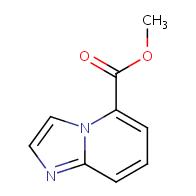 methyl imidazo[1,2-a]pyridine-5-carboxylate