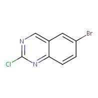 6-bromo-2-chloroquinazoline