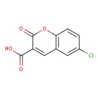 6-chloro-2-oxo-2H-chromene-3-carboxylic acid