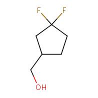 Cyclopentanemethanol, 3,3-difluoro-