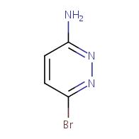 6-bromopyridazin-3-amine
