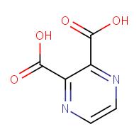 pyrazine-2,3-dicarboxylic acid