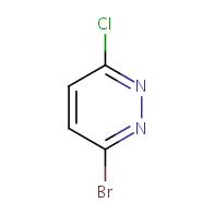 3-Bromo-6-chloropyridazine