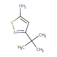 3-tert-Butylisothiazol-5-amine