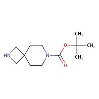tert-butyl 2,7-diazaspiro[3.5]nonane-7-carboxylate
