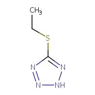 5-ethylsulfanyl-2H-tetrazole