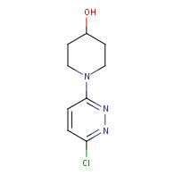 1-(6-Chloropyridazin-3-yl)piperidin-4-ol