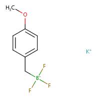potassium trifluoro(4-methoxybenzyl)borate