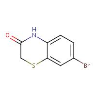 7-Bromo-2H-[1,4] benzothiazin-3(4H)-one