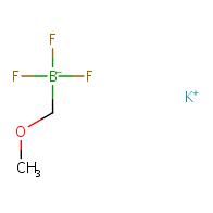 Potassium trifluoro(methoxymethyl)borate