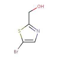 (5-bromo-1,3-thiazol-2-yl)methanol