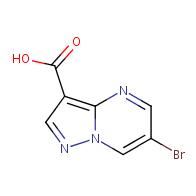 6-bromopyrazolo[1,5-a]pyrimidine-3-carboxylic acid