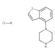 1-(Benzo[b]thiophen-4-yl)piperazine hydrochloride