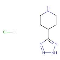4-(2H-Tetrazol-5-yl)piperidine hydrochloride