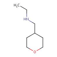 N-(tetrahydro-2H-pyran-4-ylmethyl)ethanamine