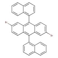 2,6-dibromo-9,10-di(naphthalen-1-yl)anthracene