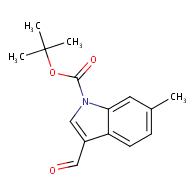 tert-Butyl 3-formyl-6-methyl-1H-indole-1-carboxylate