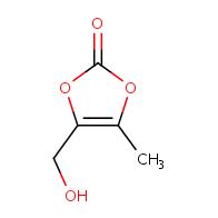 4-(Hydroxymethyl)-5-methyl-1,3-dioxol-2-one