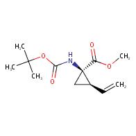 (1R,2R)-Methyl 1-(tert-butoxycarbonylaMino)-2-vinylcyclopropanecarboxylate