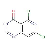 5,7-Dichloropyrido[4,3-d]pyrimidin-4(3H)-one