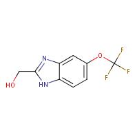 2-(Hydroxymethyl)-5-(trifluoromethoxy)benzimidazole