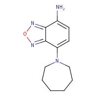 7-(Azepan-1-yl)benzo[c][1,2,5]oxadiazol-4-amine
