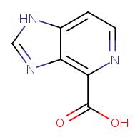 1H-imidazo[4,5-c]pyridine-4-carboxylic acid