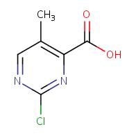 2-Chloro-5-methylpyrimidine-4-carboxylic acid