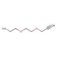 Propargyl-PEG2-amine